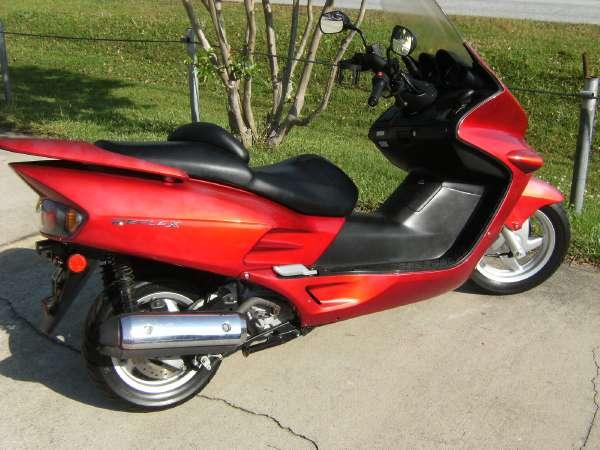 Honda Reflex (NSS250) 2005