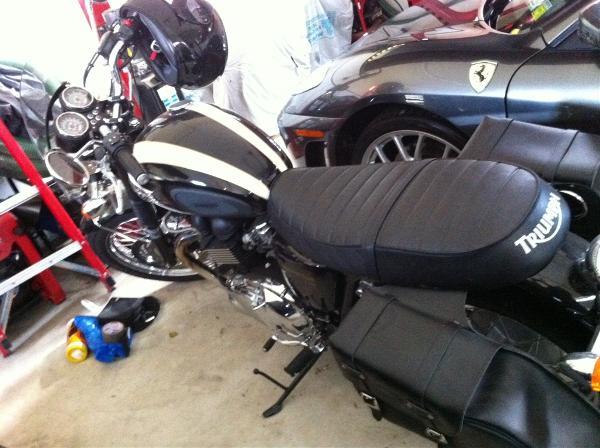 2010 Triumph Bonneville T100