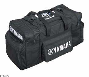This mammoth, heavy-duty gear bag is sure to handle all your gear on your next outing1000D nylon and has 40
