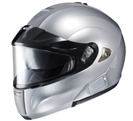 Advanced Injection Molded Lightweight Polycarbonate ShellSingle-Button One Handed Chin Bar/Face Shield ReleaseOne-Touch Integrated SunShield system Patent PendingSmoke-tinted SunShield Deploys Quickly & EasilyThree Stage Multiple Postions with Lock