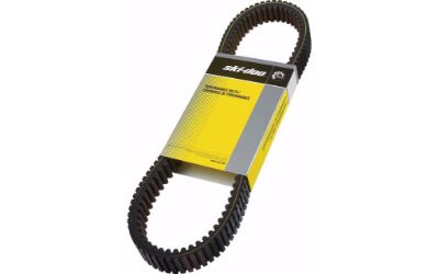 For REV-XP, REV-XR, REV-XU, REV, REV-XM, REV-XSHigh Performance drive belts calibrated to maximize your sleds performanceAramid tensile cords used in construction for extra long life and dependability, also delivers a consistent length with minimal belt s