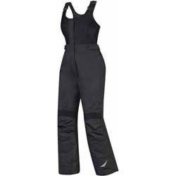 100% seamsand logos sealed.Composite insulationfor extra warmthwhere needed most.Polar fleece-linedseat and knees.Stretch fleece bib.Drop seat design.Shaped knees.2-way full-lengthside zippers.Adjustable waist.Shell: Nylon.Ins