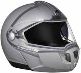 Helmet increases peripheral vision and reduces glare to enhance your riding experienceCompletely redesigned second generation of original Modular helmet that reinvented snowmobilingClear Vision Technology with optically-correct dual lens visorAdjustable su