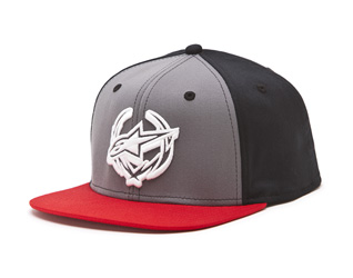 Snapback  3D wreath logo embroidery  7% Polyester, 3% spandex