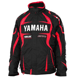 NOW CARRYING YAMAHA AND CASTLE SNOW JACKETS, BOOTS, BIBS AND GLOVES.