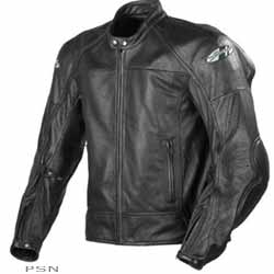 Full cowhide protection does not automatically mean overheating this summer. Complimenting the durabilityand comfort you expect from a quality leather jacket, the Sonic also features large removableunderarm/side panels integrated into the cowhide shell