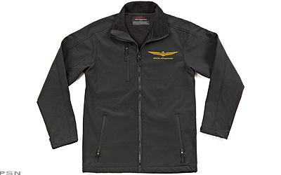 Goldwing Official Licensed ProductWindproof & water resistant soft shell outerBreathable, flexible fabric for unmatchedmobility and comfort