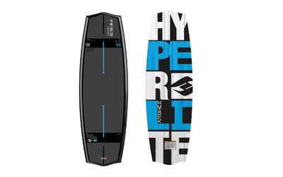 The Marek Nova features one of the most advanced constructions on the market.Its fully machined Nova Core is lighter and snappier than any other option inthe Hyperlite line. The overall volume of the board, now reduced by 15%, makesthe Marek lighter