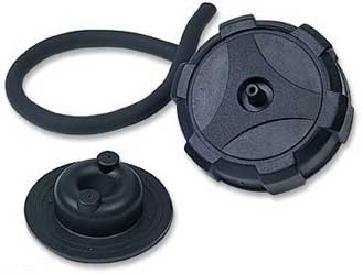 Large cap fits Acerbis, Clarke and ATK fuel tanksLarge locking gas cap includes two keysSmall cap fits all KTM 2-strokes (except mini bikes)Gaskets also available for small and large gas caps