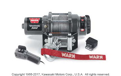 3,000 lb. capacity50 of 3/16 wire rope with roller fairleadFully sealed motor and drive train to keep the elements outThree-stage planetary gear train for smooth, efficient operationMechanical spring brake for control while winchingHigh-strengt