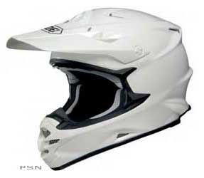 Shoeis extensive experience in off-road helmetdesign and manufacturing has led to the creationof a new standard in off-road helmets, the VFX-W.The aggressive shell design allows for a lightweightoff-road helmet that offers incredible protection,