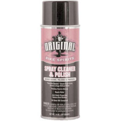 The ultimate Detailer in a can for motorcycles, ATVs, scooters, automobiles, marine and power equipmentSuperior Roadside DetailerCleans road grime, grease and bugs without waterQuickly clean, polish and protect the paint and chrome on your bike