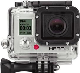 Smaller, lighter and Wi-Fi enabled. GoPros new HERO3 Silver Edition camera makes it easy to capture and share your world.Key Benefits:Wearable, mountable designImmersive, wide angle capture of your favorite experiencesProfessional quality HD video and 11M