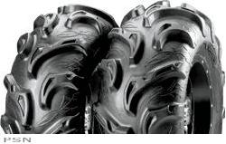 SUPER AGGRESSIVE MUD/TRAIL ATV/UTV TIRESThe nastiest, most aggressive mud/trail tire ever unleashed by ITPDeep-lug tread pattern with an intimidating look; tears through mud holes and handles well on hard trailsLightweight carcass construction for improved