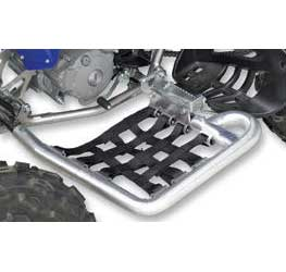 ATV chassis have become more rigidWe've stepped up the performance of our nerf bars by
