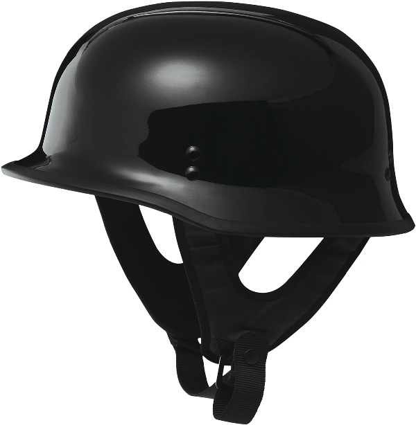 For correct helmet sizing use sizing charts on inside front coverD.O.T. approved thermo-plastic poly alloy shellDual density EPS linerRemovable, washable Coolmax comfort linerTraditional German WWII helmet styling