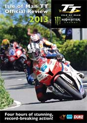 The Isle of Man TT 2013 fuelled by Monster Energy delivered all that was expected of it and more.  The Official Review captures the atmosphere, excitement, and sheer speed of the greatest road race on Earth with action from all nine of the races.  Beautifu