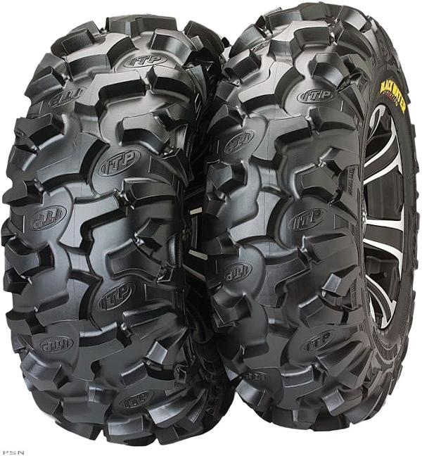 8-ply-ratedUnique non-directional tread design that provides awesome traction while maintaining a smooth ride and precise, balanced handlingAll-new Tough Tread rubber compound offers exceptional wear and abrasion resistance for extended tire lifeSidewal