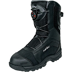 COMFORT RATED TO ‑40F/‑40CBoots set the Highmark for performancefootwear; truck, trail, track or backcountry,these are the boots that do it allFeature the Boa closure systemBoa closure system provides customcomfort with smooth, even