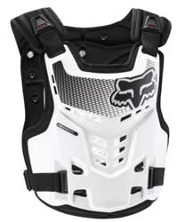 Slim and sleek full body coverage is the Proframes game. The Proframe is the only roost guard of its type that is 100% neck support compatible and quickly adjustable to fit all body types. The low profile fit, Raceframe-inspired integrated buckle system a