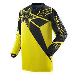 Moisture wicking polyester main body fabric.Micro mesh back panel for enhanced air flow.Articulated padded elbow construction.Athletic precision fit collar and cuff.Drop tail keeps jersey tucked in pants.