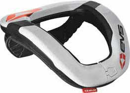 Protects against axial compression, hyperflexion, hyperextension and lateral hyperflexionEasy front entry systemSoft rubberized edges for increased comfortFully adjustable sizingWorks with all roost protectorsVery comfortable and lightweight4 point harness
