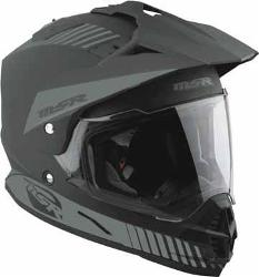 Aerodynamic shell design constructed using advanced poly alloy plastic for lightweight and strengthCompound-curved, scratch resistant and optically correct shield protects against UV rays. Shield can be removed to allow open face riding or goggle use9 poin