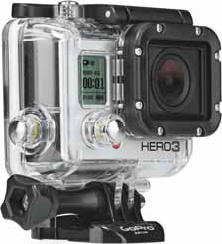Black Edition compatible with all GoPro mounting accessories and older generation BacPacs along with the newer generation LCD Touch BacPac and 2nd generation Battery BacPac. However, as all HERO3 cameras have a new size and shape they require H