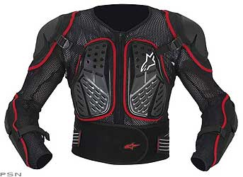 High-performance protection riding jacketCE-certified GP shoulder  and elbow protectorsRemovable CE-certified Level 2  Bionic Back ProtectorTechnical stretch mesh constructionPlastic and foam chest guardYKK Semi Auto Lock front zipper closureAdjustable arm