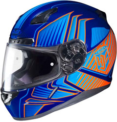 Advanced Polycarbonate Composite Shell: Lightweight, superior fit and comfort using advanced CAD technology SNELL/DOT Approved (3XL-5XL DOT only) Optically Superior Pinlock ready Faceshield: New 3D design provides 95% UV protection, an anti-scratch coati