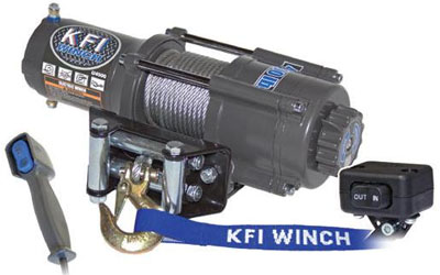 This 4500lb UTV Series winch features Water Resistant seals to keep theelements out, a standard 4-hole mounting design and a heavy duty all metal turn clutch. Available in standard or wide.Rated Line Pull: 4500 lbs.Motor: 12V DC, 1.7 hp permanent mag