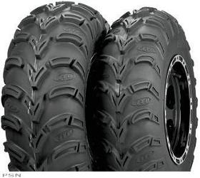 AGGRESSIVE MUD/SNOW/TRAIL TIRES (AT) AND VERY AGGRESSIVE MUD/SNOW TIRES (XL)Incorporates cutting-edge technology for superior all-around performance. Lightest 6-ply rated mud/trail tire available today.