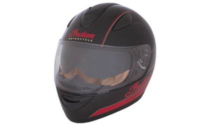 This helmet is DOT approved for safety and finished with ultra-soft interior padding for comfort. Adjustable ventilation keeps the head cool and provides airflow in the chin bar. Nose guard prevents fogging of optically clear face shield. Shell: Full face