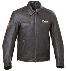 Truly a classic, this Indian Motorcycle Classic Jacket delivers reliable protection, outstanding comfort and incredible style perfect for riding anywhere. The leather shell and removable armor provide trusted protection and the lightweight zip-in/out line