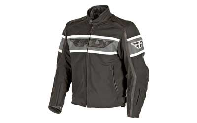 Unique blend of Tech-Stretch material and a waterproof, breathable outer shell combine to give you one of the most functional and comfortable riding jackets on the market today Super abrasion resistant Stretch-Tech material allows the jacket to mold to you