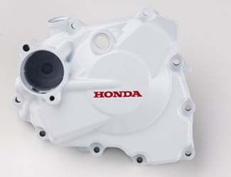 White finish with red Honda logo creates a progressive, clean sano look.FITS:CRF250R 2009-2013