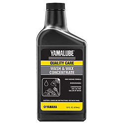 Premium, high-sudsing wash-and-was formulaIts superiorcleaning and rinsing properties minimize streaking andspotting to leave a super-bright, clear shine16 oz. Bottle