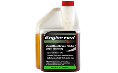 Top-tier engine decarboning formula. Highest level of fuel system component corrosion protection for silversolder, copper, metal and aluminum up to E20 fuel for those vehicles that can use it. Sold each