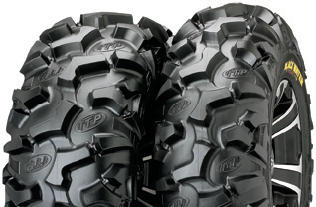 Specifically designed for the distinct demands of the latest  side-by-side vehiclesUnique non-directional tread design provides traction while maintaining smooth, precise and balanced handlingAll new tough tread rubber compound offers exception