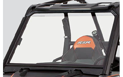 Durable, optical-grade polycarbonate for maximum impact resistanceInstalls in minutes without tools and integrates into a designated mounting positionIncludes mounting hardwareFits RZR XP 1000 MY 14-15, RZR XP 4 1000 MY 14-15, RZR 900 MY 15, RZR