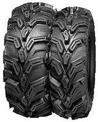 Aggressive tread design features 11?8