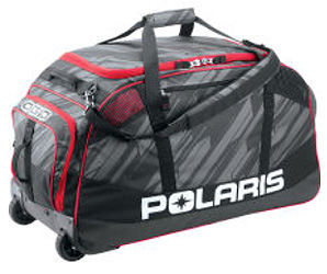 This OGIO for Polaris 8800 Trucker Bag offers incredibly versatile cargo carrying solutions for an avid Polaris off-road rider. This bag can be wheeled, carried by hand or carried by its removable shoulder strap. So whatever your cargo carrying needs, t
