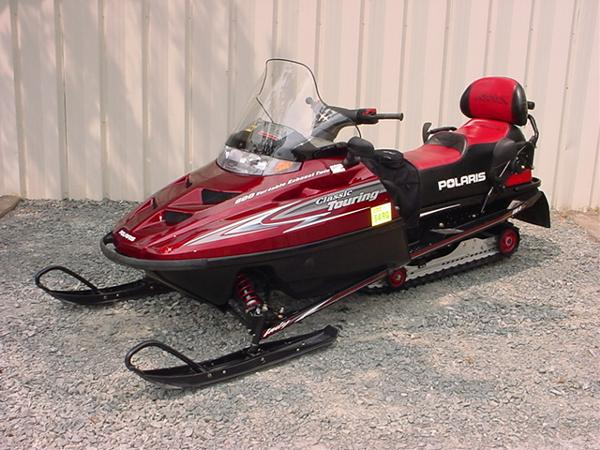 2001 Polaris Indy 600 Classic Touring