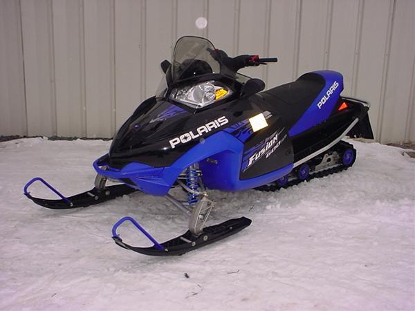 Used 2006 Polaris 600 Ho Fusion For Sale Troy Ny 12180