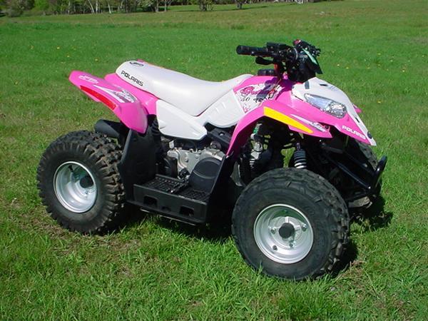 Polaris Outlaw 50 2009