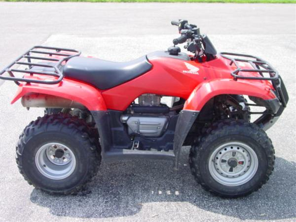 Honda FourTrax Recon ES (TRX250TE) 2009