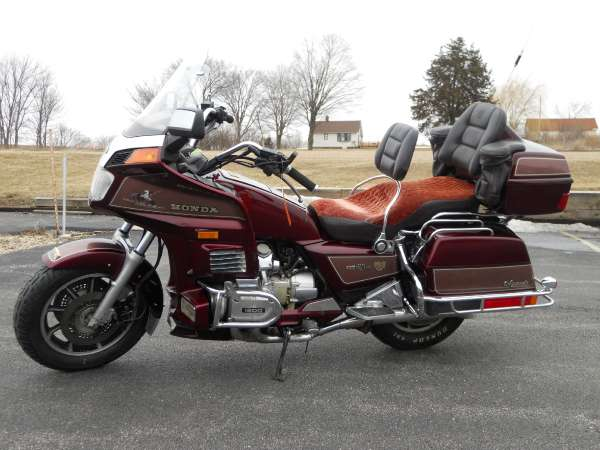 Honda GOLDWING 1200 ASPENCADE 1987
