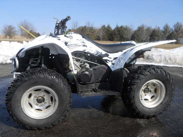 used 2006 yamaha wolverine 450 4x4 for sale belvidere il