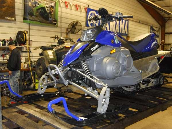 Yamaha Phazer 2008