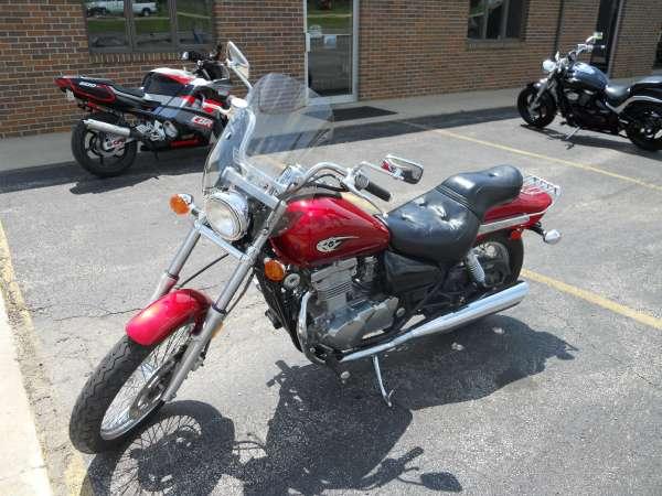 Kawasaki Vulcan 500 LTD 2006